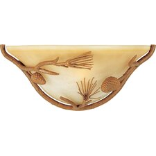 Pine Grove 1 Light Wall Sconce
