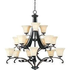 <strong>Maxim Lighting</strong> Oak Harbor 15 Light Chandelier