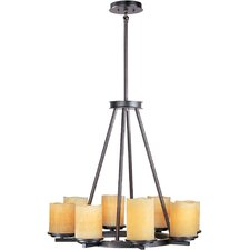 Songo 8 - Light Single - Tier Chandelier