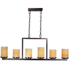 Songo 6 - Light Single - Tier Chandelier