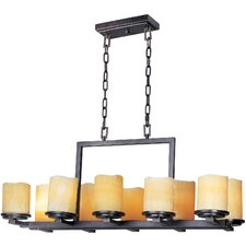 Songo 10 - Light Single - Tier Chandelier