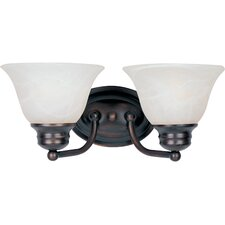 <strong>Maxim Lighting</strong> Malibu 2 Light Vanity Light