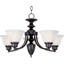 Tacet 5 - Light Single - Tier Chandelier