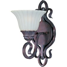 <strong>Maxim Lighting</strong> Via Roma 1 Light Wall Sconce