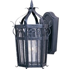 <strong>Maxim Lighting</strong> Cathedral 1 Light Outdoor Wall Lantern