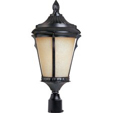 Odessa DC 1 Light Large Outdoor Post Lantern