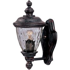 <strong>Maxim Lighting</strong> Carriage House DC Outdoor Wall Lantern