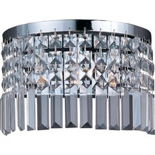 <strong>Maxim Lighting</strong> Belvedere 3 Light Wall Sconce
