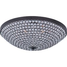 Glimmer 4 Light Flush Mount
