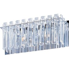 Facets 2 Light Bath Vanity Light