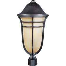 Westport VX 1 Light Outdoor Post Lantern