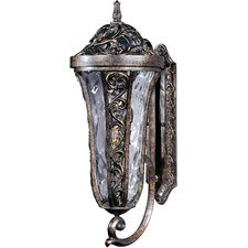 <strong>Maxim Lighting</strong> Montecito VX Outdoor Wall Lantern