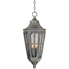 <strong>Maxim Lighting</strong> Beacon Hill VX 3 Light Outdoor Hanging Lantern