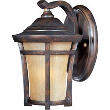 <strong>Maxim Lighting</strong> Balboa VX Outdoor Wall Lantern