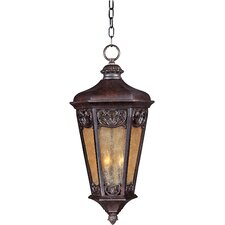 Lexington VX 3 Light Outdoor Hanging Lantern