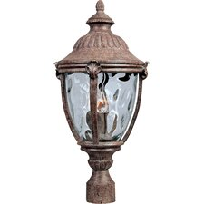 Morrow Bay VX 3 Light Outdoor Post Lantern