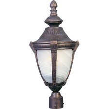 Wakefield DC 1 Light Outdoor Post Lantern