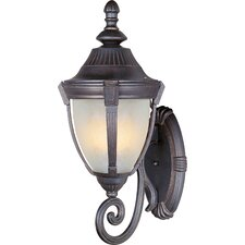 Braeden 1 - Light Outdoor Wall Mount