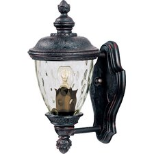 <strong>Maxim Lighting</strong> Carriage House VX Outdoor Wall Lantern