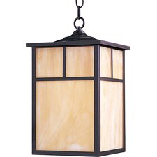 Craftsman 1 Light Outdoor Hanging Lantern