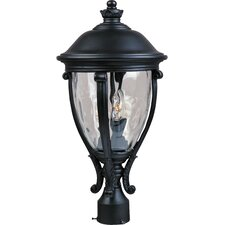 Camden VX 3 Light Outdoor Post Lantern