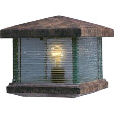 Crizol 1 - Light Outdoor Deck Lantern