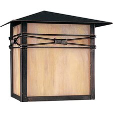 Taliesin Medium Outdoor Wall Lantern