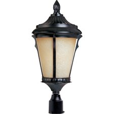 Odessa ES 1 Light Large Outdoor Post Lantern
