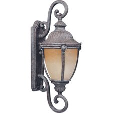 <strong>Maxim Lighting</strong> Morrow Bay EE 1 Light Outdoor Wall Lighting