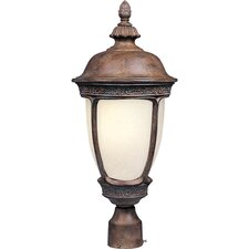 Knob Hill ES 1 Light Outdoor Post Lantern