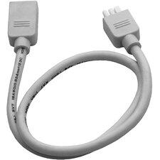 """Wellview M X - X12 MXInterLink3 18"""" Interlink Cord in White"""