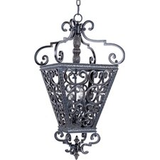 Southern 4 Light Inverted Pendant