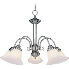 Tacet 5 - Light Down Light Chandelier