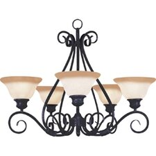 Seawind 5 - Light Single - Tier Chandelier