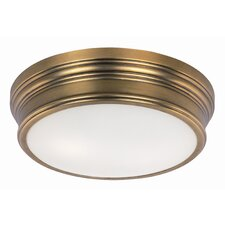 Fairmont 2 Light Flush Mount