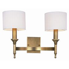 Fairmont 2 Light Wall Sconce