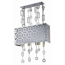Symmetry 3 Light Wall Sconce