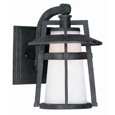 Calistoga 1 Light Outdoor Wall Lighting
