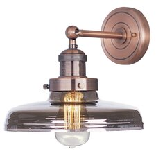 Mini Hi-Bay 1 Light Wall Sconce
