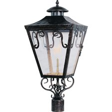Cordoba Gas 1 Light Outdoor Post Lantern