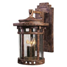 Santa Barbara DC Outdoor Wall Lantern