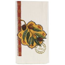 Olive Presse Design Flour Sack Towel (Set of 3)