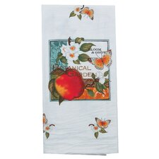 <strong>Kay Dee Designs</strong> Botanical Apples Flour Sack Towel