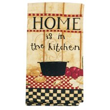 Home Terry Kitchen Towel (Set of 6)