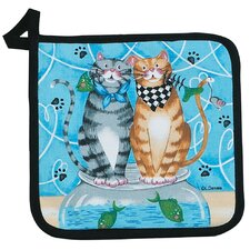 Meow Pot Holder (Set of 6)