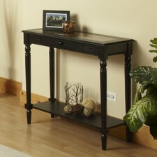 <strong>Convenience Concepts</strong> French Country Console Table
