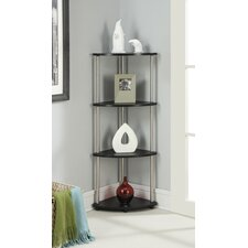 <strong>Convenience Concepts</strong> 4-Tier Corner Shelf