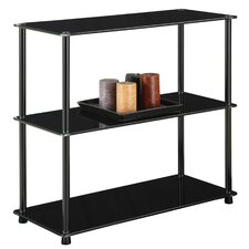 "Midnight 26.5"" Bookcase"
