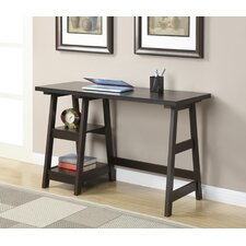 <strong>Convenience Concepts</strong> Trestle Writing Desk