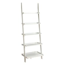 "French Country 72"" Ladder Bookcase"